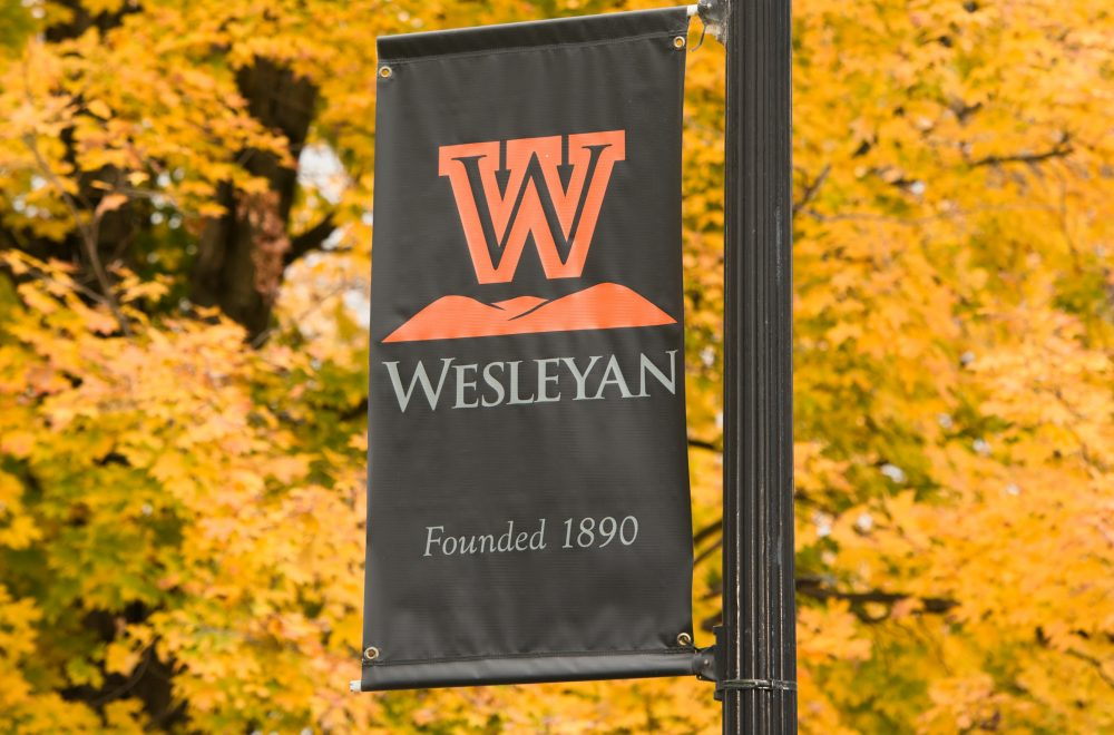 West Virginia Wesleyan College banner