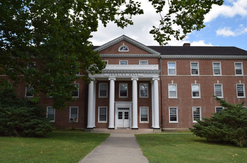 West Virginia Wesleyan College >> Jenkins Hall West Virginia Wesleyan College West