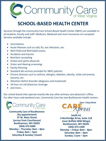Community Care health services center