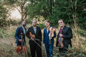 Grammy® award winner Turtle Island Quartet