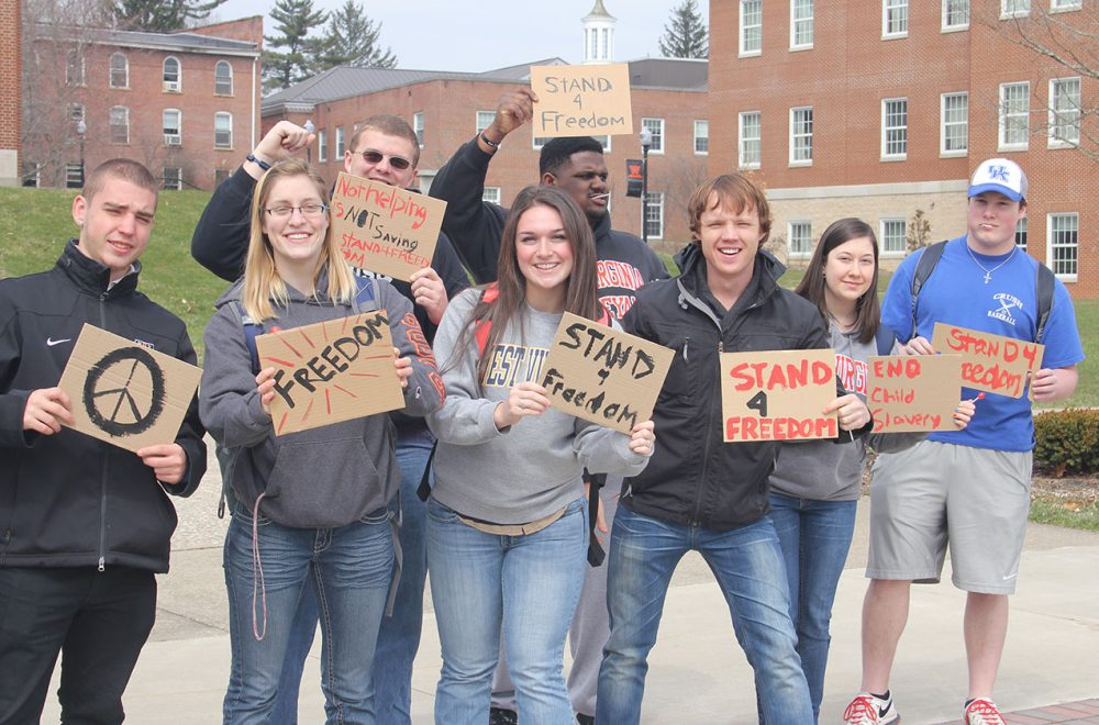 Social justice week at West Virginia Wesleyan