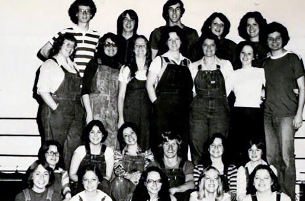 LoveShine, a popular West Virginia Wesleyan College on-campus student religious drama troupe in the 1970s, 1980s, 1990s and early 2000s will celebrate a reunion with a service and performance on Saturday, July 27 at 2 p.m. at Wesley Chapel.