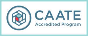 CAATE Accreditation Seal