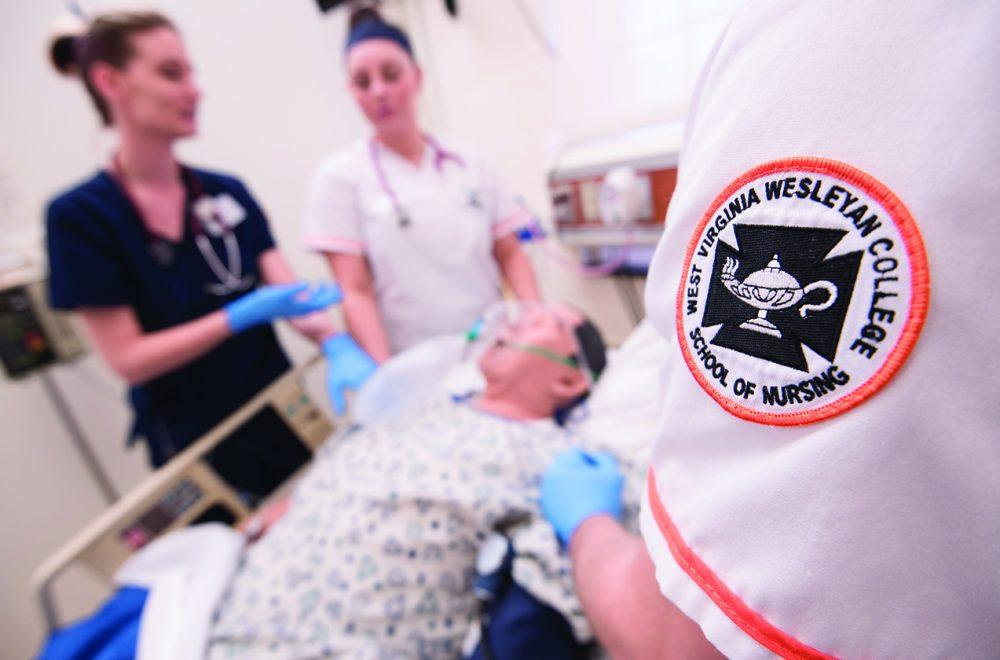 Nursing White Passage Rate