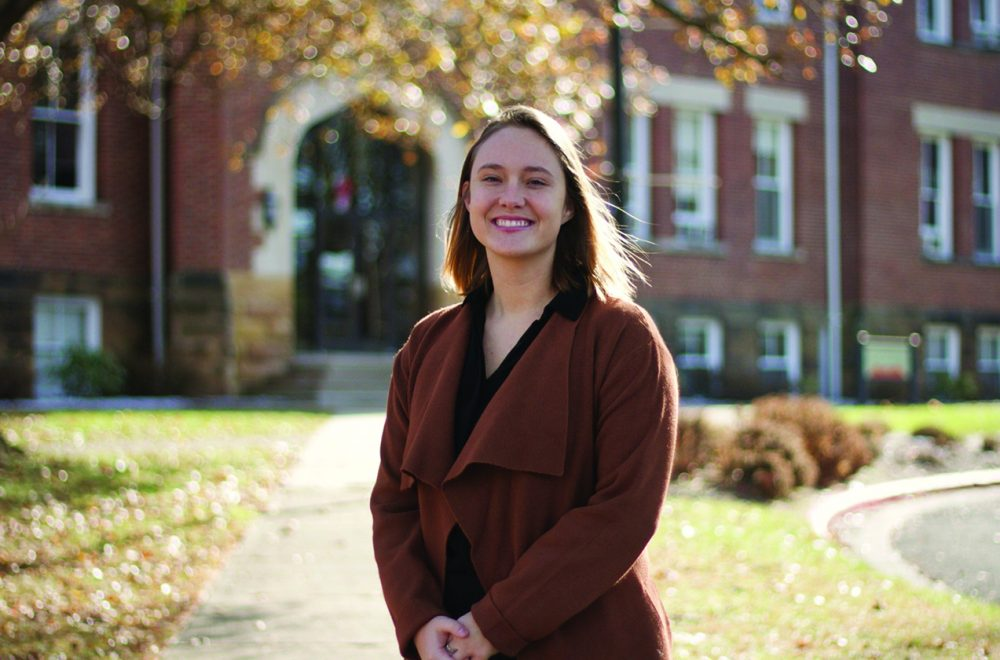 Wesleyan's Hamrick Published in Undergraduate Economic Review