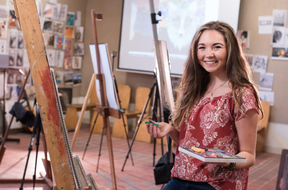 Creative Arts Scholarships West Virginia Wesleyan College West Virginia Wesleyan College