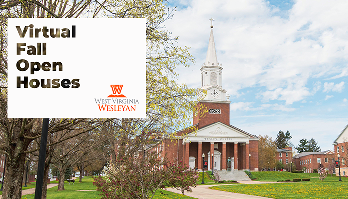 WVWC Fall Open Houses