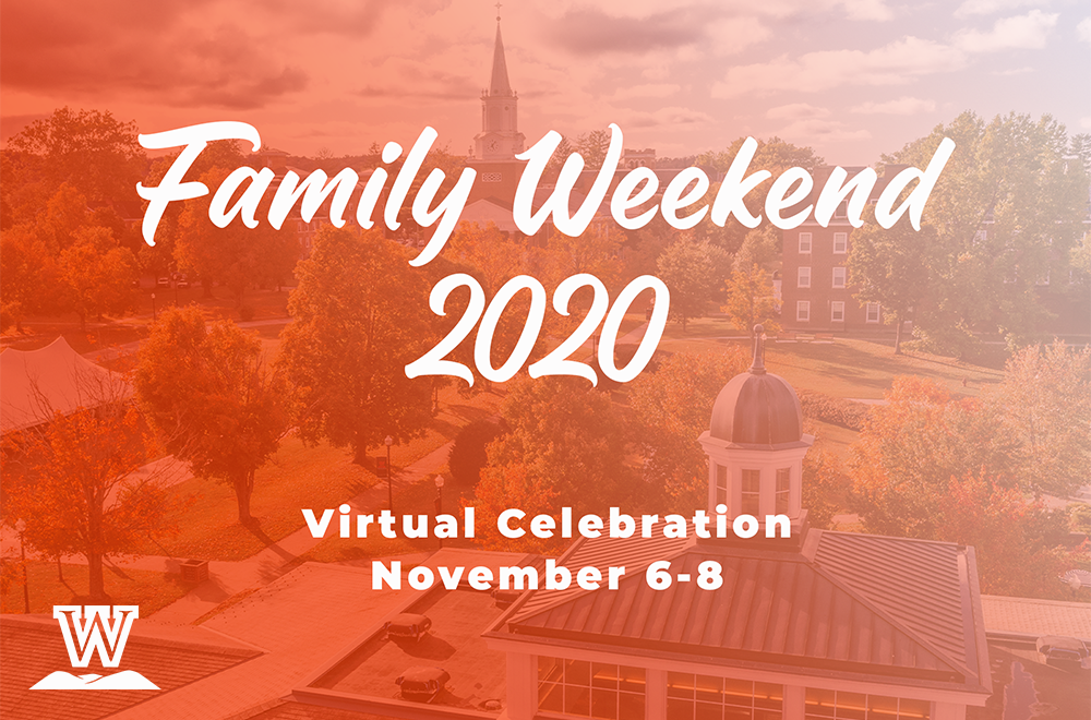 WVWC Family Weekend